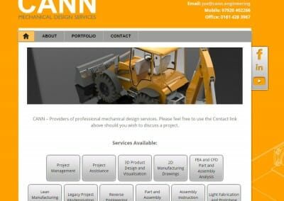 Website – Cann Engineering