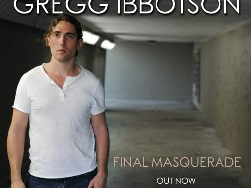 Gregg Ibbotson – Final Masquerade Album Cover